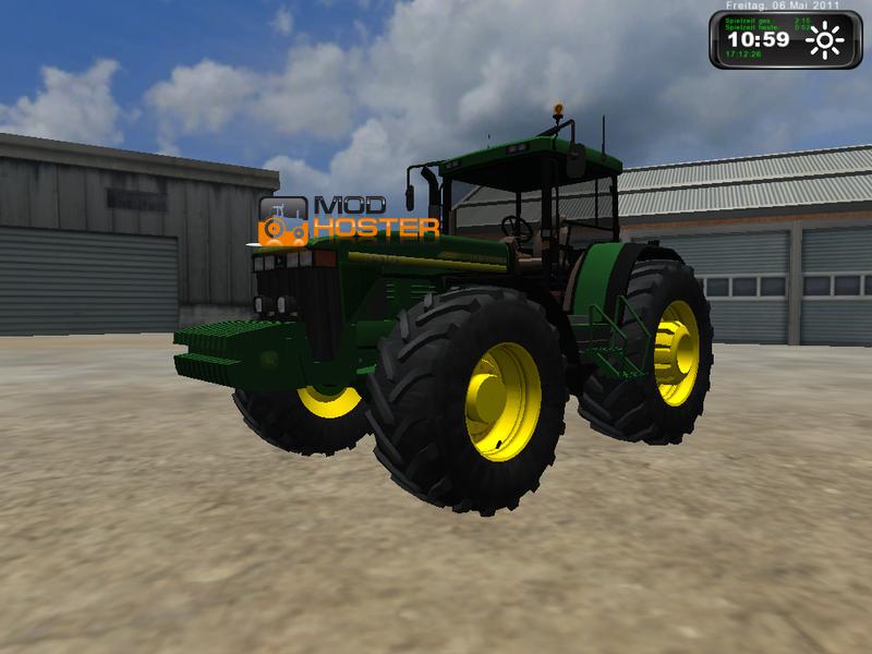 Fs 2011 John Deere 8410 V 1 0 8000er Mod F R Farming