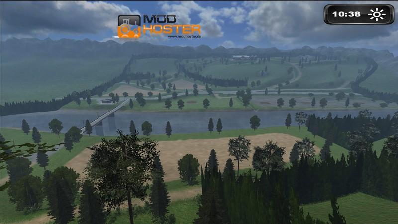 FS GValley Norway V Maps Mod Für Farming Simulator - Norway map farming simulator 2013
