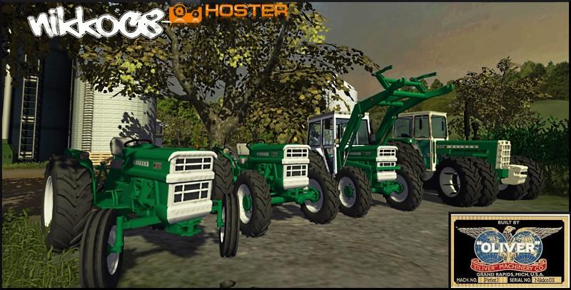 FS 2011: Oliver Pack v 1 Other manufactors Mod für Farming Simulator ...