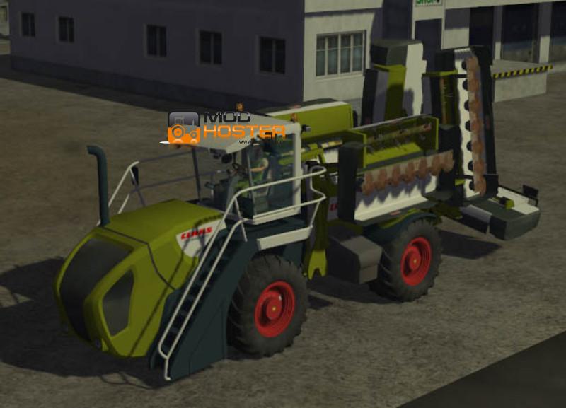 Ls 2011 Claas Cougar 1400 V 1 0 Claas Mod Für Landwirtschafts