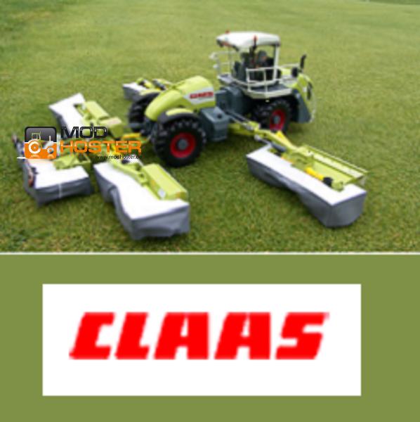 Fs 2011 Claas Cougar 1400 V 1 0 Claas Mod Für Farming