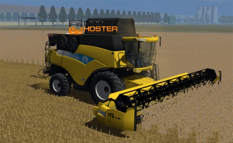 ls 2011 new holland cr 9090 v 3 new holland mod f r landwirtschafts simulator 2011. Black Bedroom Furniture Sets. Home Design Ideas
