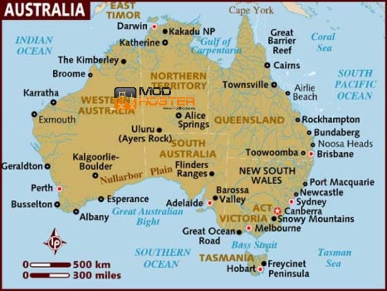 LS 2011: Hydon - Australia Map v 1.1 Maps Mod für ...: http://www.modhoster.de/mods/hydon-australia-map--3