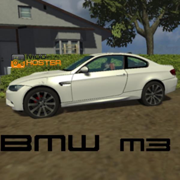 fs 2011 bmw e92 m3 v 2 newsound cars mod f r farming. Black Bedroom Furniture Sets. Home Design Ideas