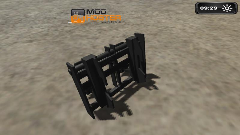 Ls adapter für fl für telelader v frontlader mod für
