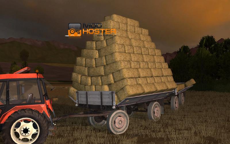 zbieranie bel landwirtschafts simulator 2011