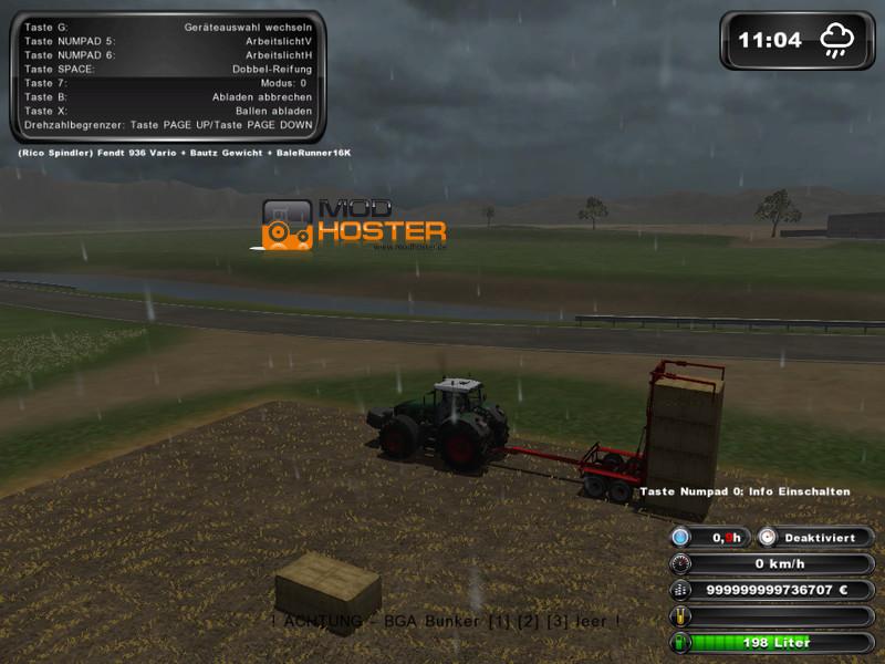 FS 2011: Fantasy Map v 2 Maps Mod für Farming Simulator 2011