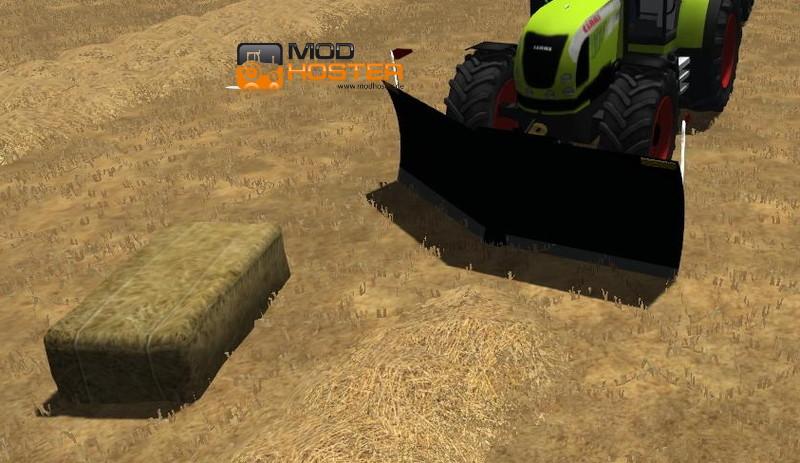 Fs 2011 Front V Snow Plow V 1 Other Implements Mod F 252 R