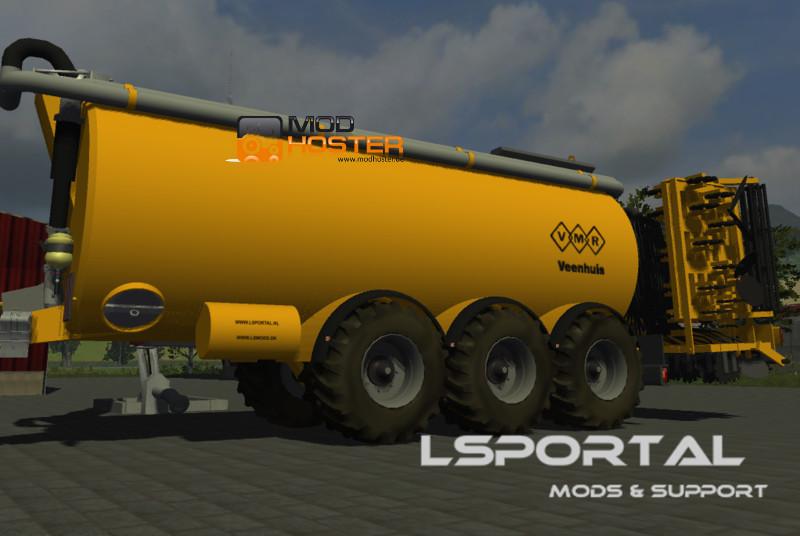 Fs 2011 Veenhuis Pack V 1 0 By Beetle Skins Mod Packs