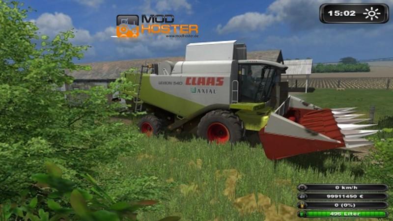 New Holland - Landwirtschafts Simulator 2011