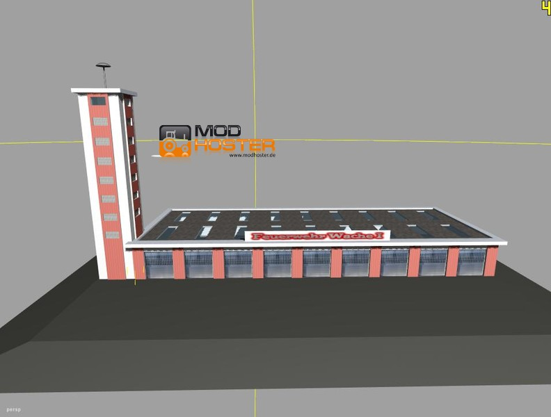 Buildings Minecraft Mod