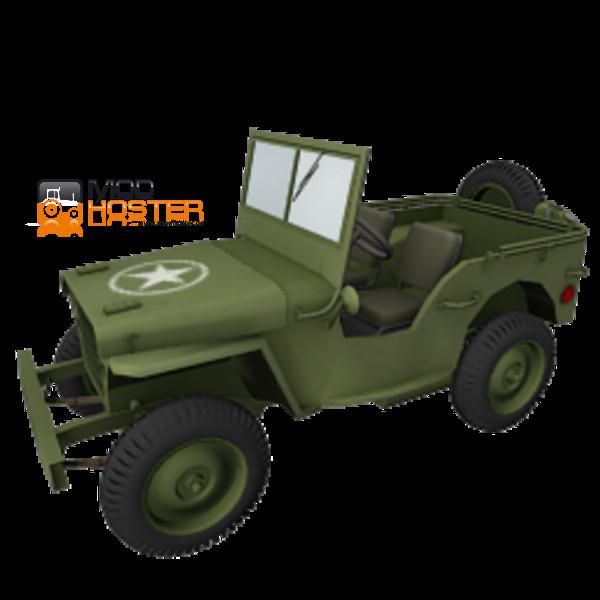 LS 2011: Willys Jeep V 1.0 Sonstige Fahrzeuge Mod Für