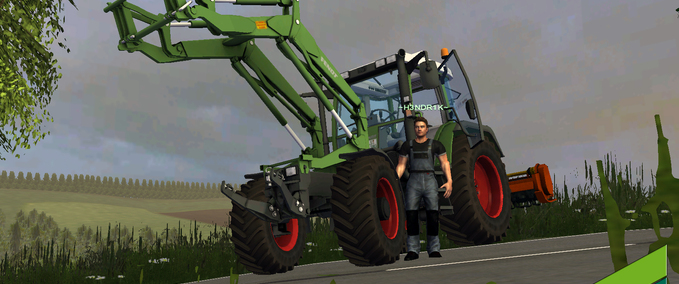 "FS 15/2013/2011: ""Fendt GT mods for Farming Simulator 15/2013/2011"