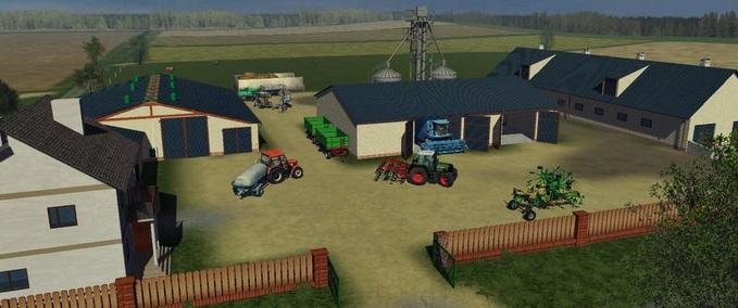Карты для Farming Simulator 2011