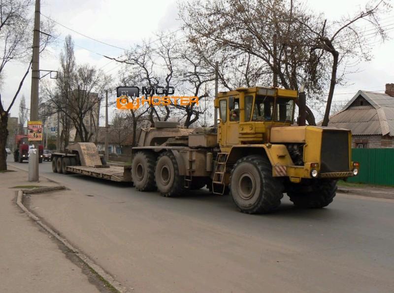 Kirovets trattori Url