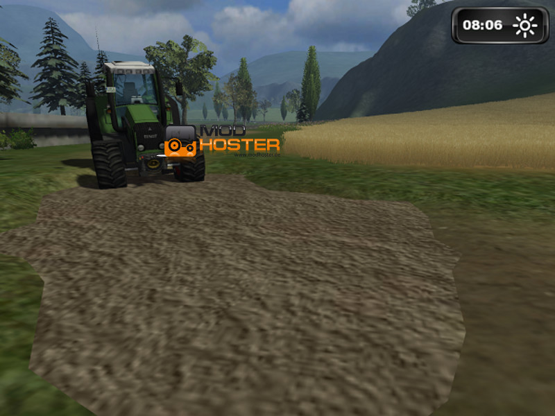 Модхостер Farming Simulator 2015
