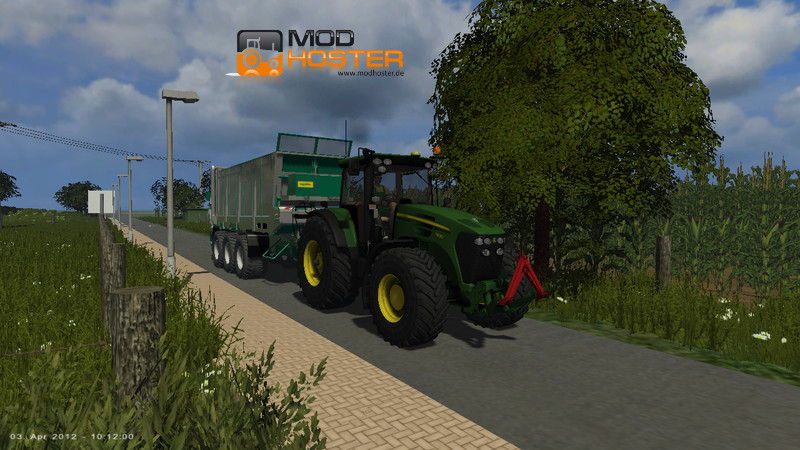 Tebbe Hs 320 Manure Mod For Farming Simulator 2013 | Car