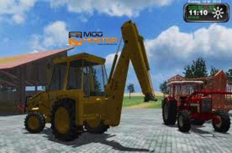 ls 2011 ford 555 v 1 0 sonstige traktoren mod f r. Black Bedroom Furniture Sets. Home Design Ideas