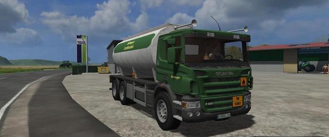 Scania-diesel-tank-lkw