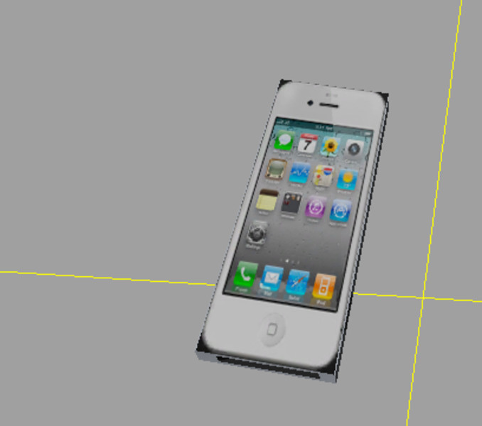 how to add images to iphone simulator