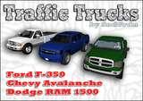 Traffic-pickups