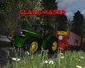 Claas-raser
