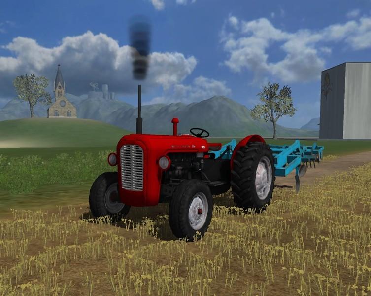 FS 2011: MF 35 v 2.0 Massey Ferguson Mod für Farming Simulator 2011