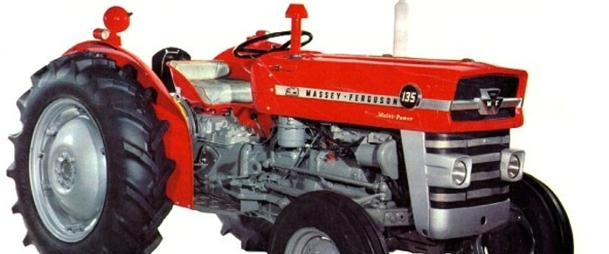 Massey Ferguson 135 Light Work : Fs mf v massey ferguson mod für farming