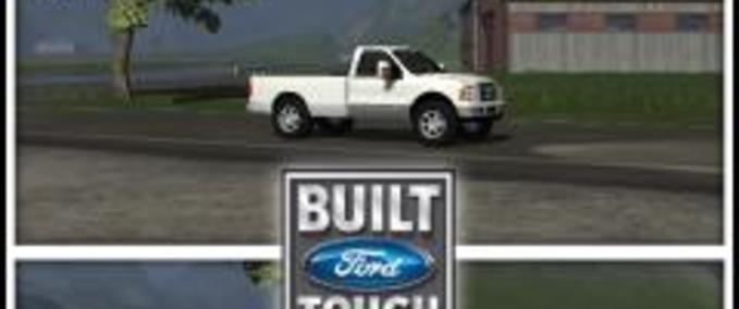 Ford-f350-traffic