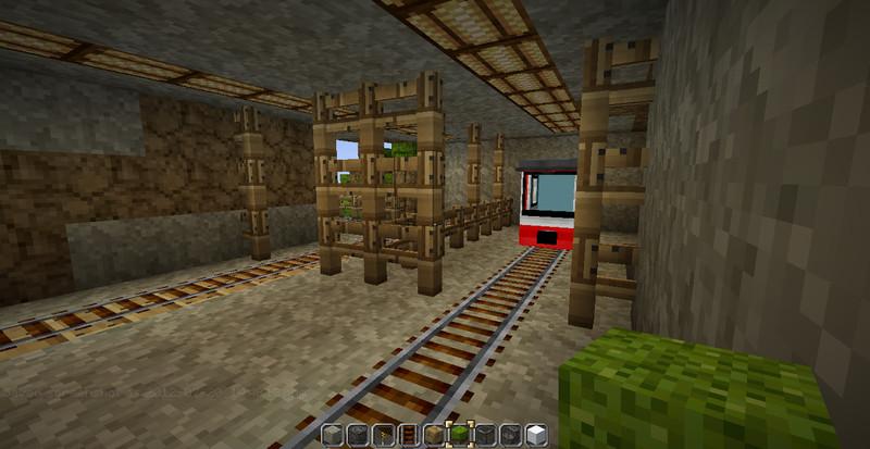 Minecraft Zug Map V Adventure Mod Für Minecraft Modhosterde - Minecraft zug spiele