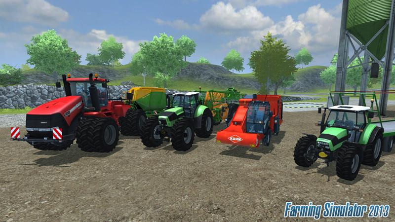 Fs 2013 Farming Simulator 2013 V 1 Addons Mod Für Farming Simulator 2013