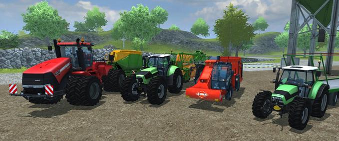 Landwirtschafts Simulator 2013v1
