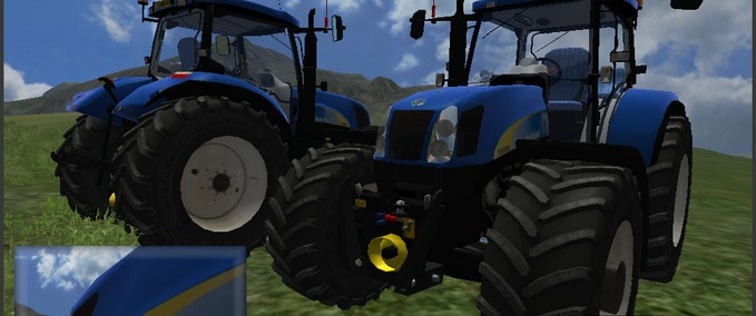 New Holland Tractors On Farming Similaror | Autos Weblog