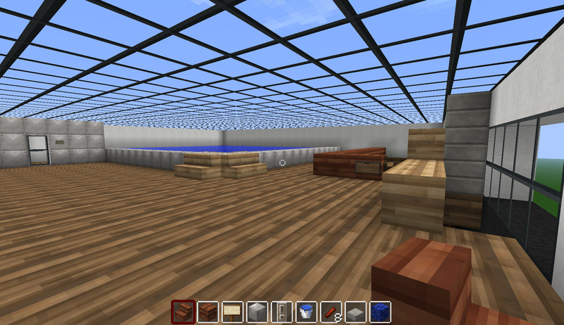 Minecraft Meine Fette Villa V 1 0 Maps Mod F R Minecraft