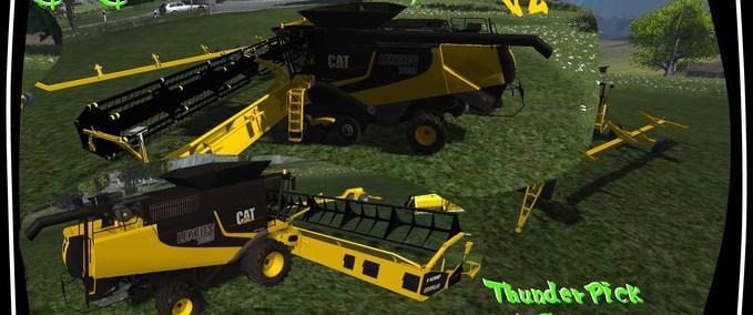 Cat-lexion-760-und-770tt-pack