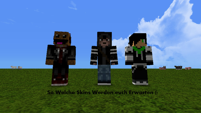 Minecraft Cracked Skin Name V Mods Mod Für Minecraft - Skin namen fur minecraft cracked