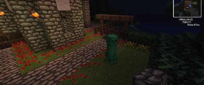 Minecraft: John Smith Texturepack v 1.3.2 Texturen Packs Mod für