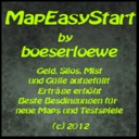 Mapeasystart