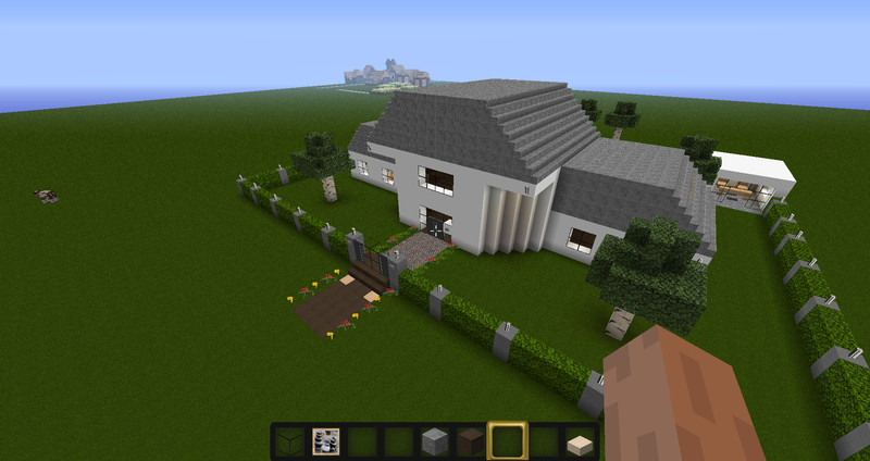 Minecraft modernes haus ft v 1 3 2 mods mod f r minecraft for Minecraft modernes haus download 1 7 2