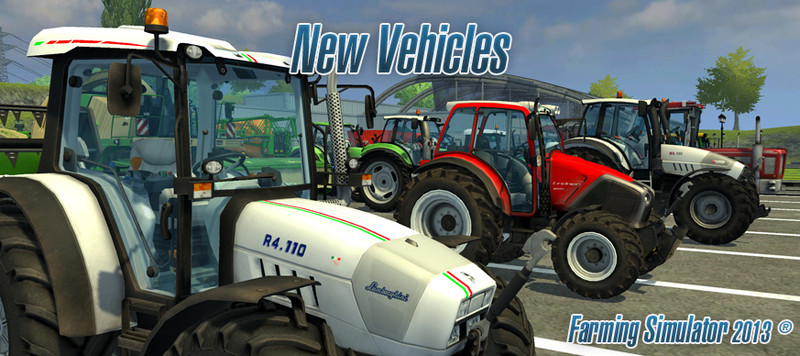 Download farming simulator 2013.
