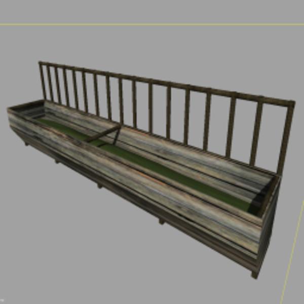 SpielkUche Holz Mit Funktion ~ LS 2011 holz bank mit funktion v 1 0 Tools Mod für Landwirtschafts