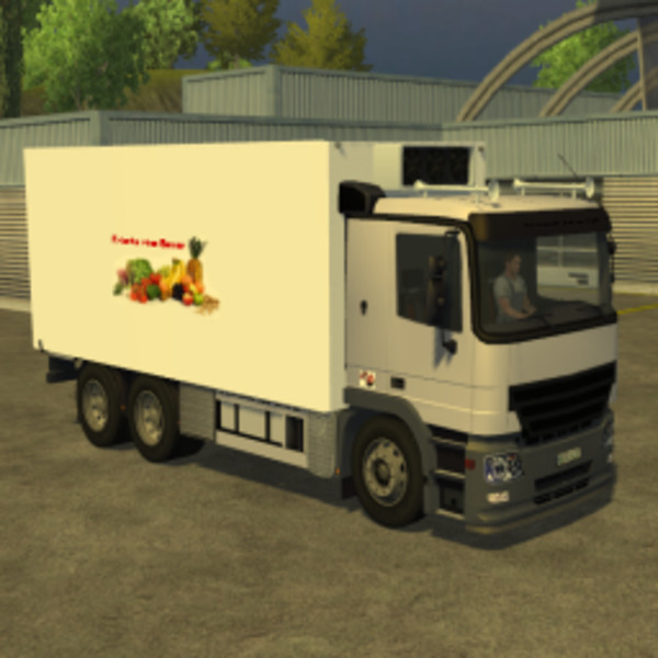 Farming Simulator 2013 Truck Mods