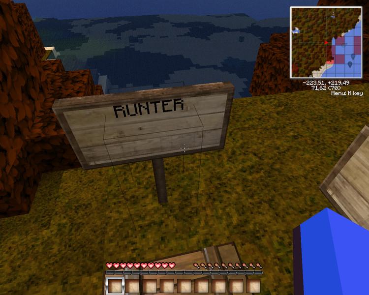 Minecraft: Minecraft adventure map v 1.4.2 Adventure Mod für Minecraft
