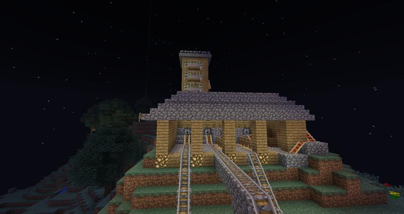 Minecraft berlebensmodusmap v 1 4 2 version 1 1 maps mod - Minecraft hochhaus ...