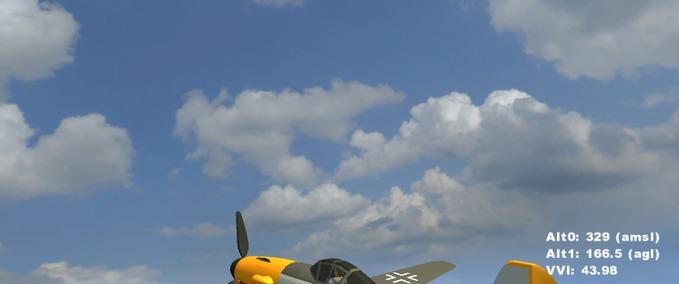 Messerschmitt-flugzeug--3