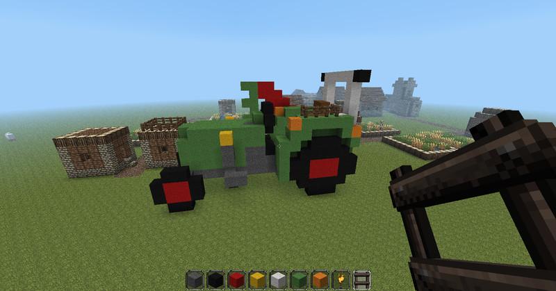 Minecraft Fendt F Map For Minecraft V Maps Mod Für Minecraft - Alle skins fur minecraft