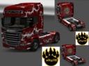 Scania-power