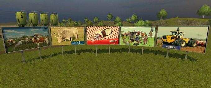 Ungarische-billboards
