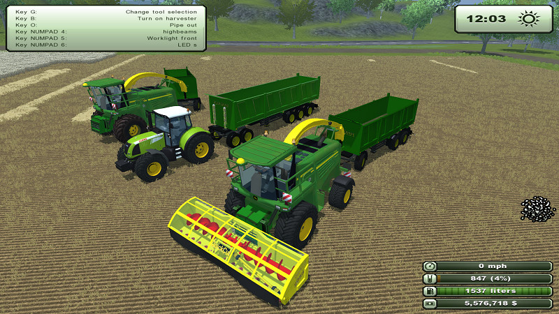 john deere drive green vollversion