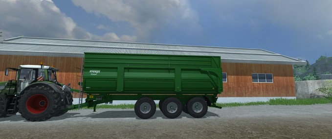 Krampe-big-body-900-green-line